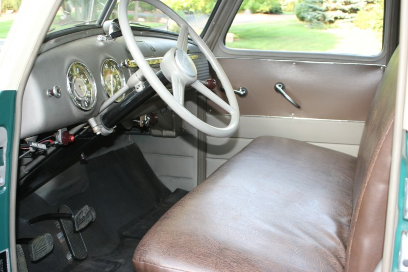 1949 CHEVROLET 3100 PICKUP - Interior - 177133