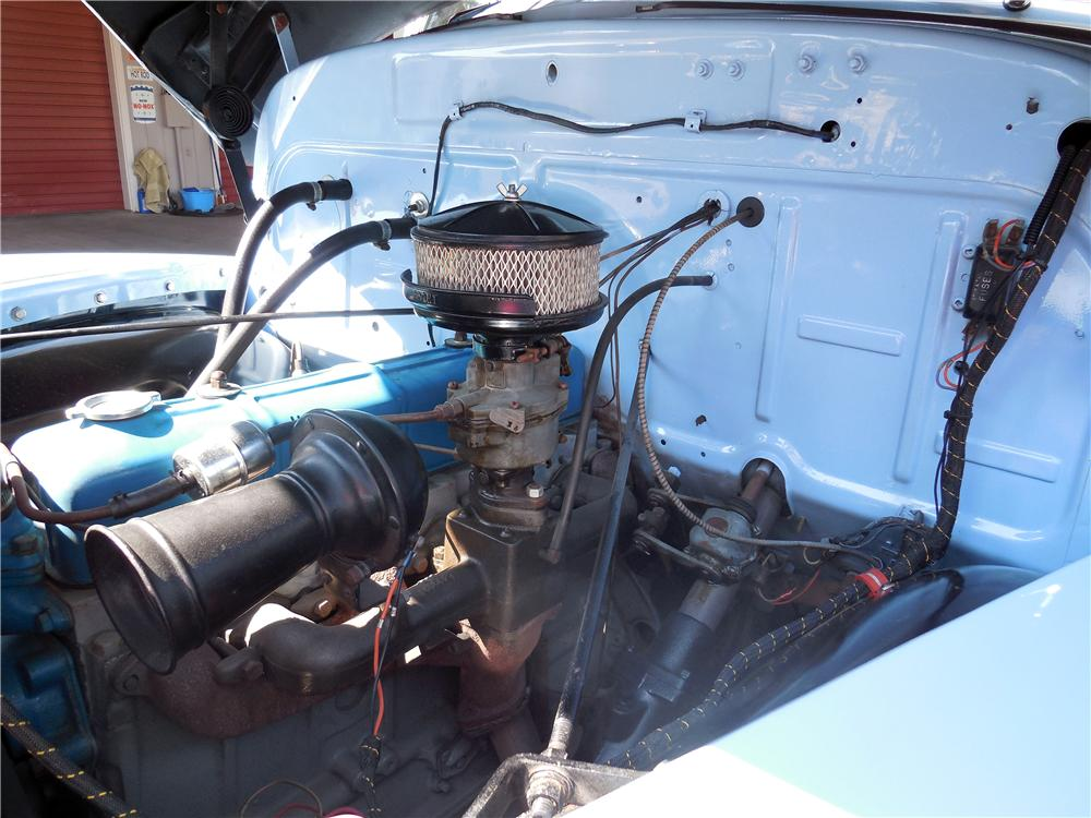 1952 CHEVROLET PICKUP - Engine - 177173
