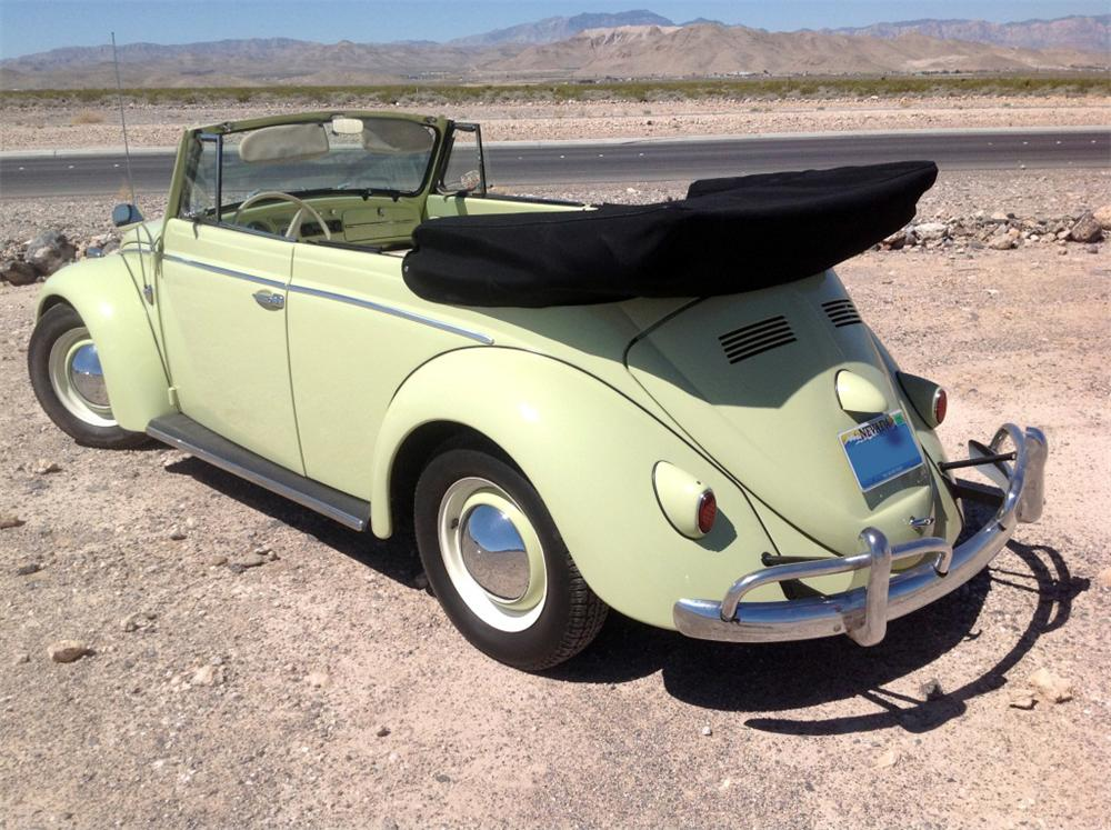volkswagen beetle custom convertible