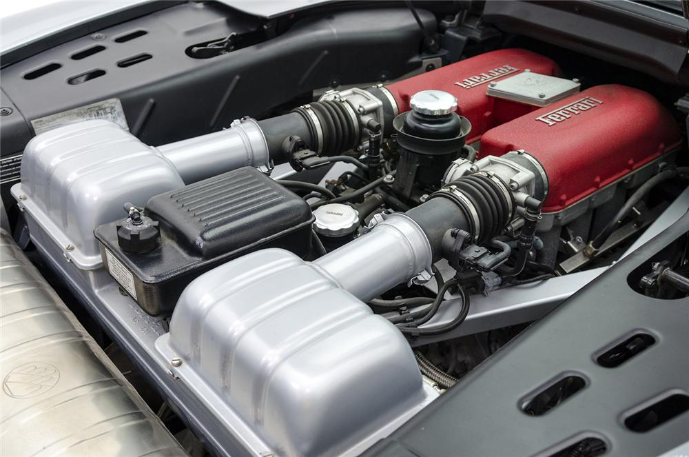 2002 FERRARI 360 SPIDER - Engine - 177215