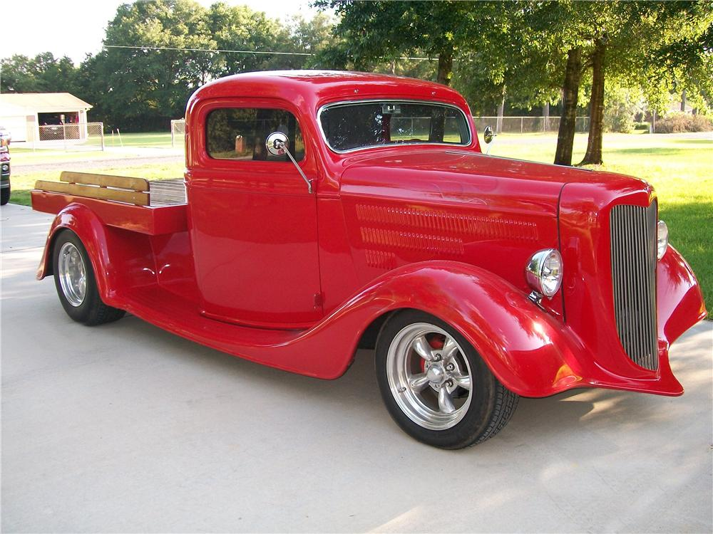 1936 ford 3 window custom pickup 177231 for 1936 ford 3 window