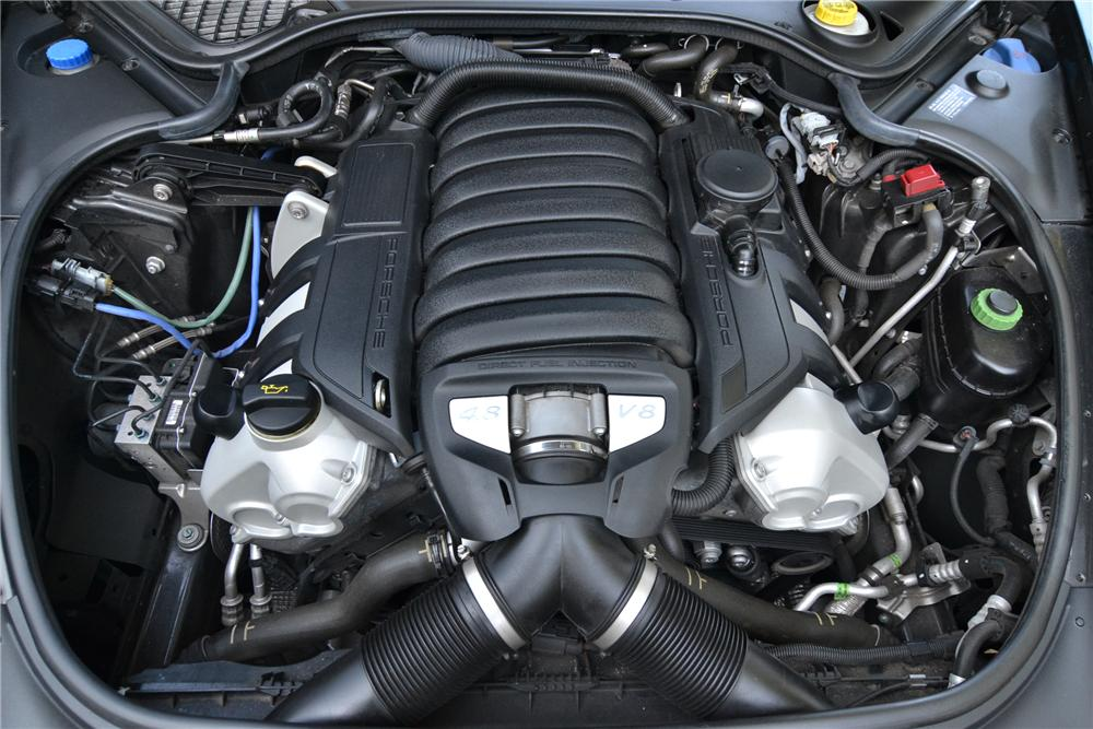 2010 PORSCHE PANAMERA 4S 4 DOOR SEDAN - Engine - 177238