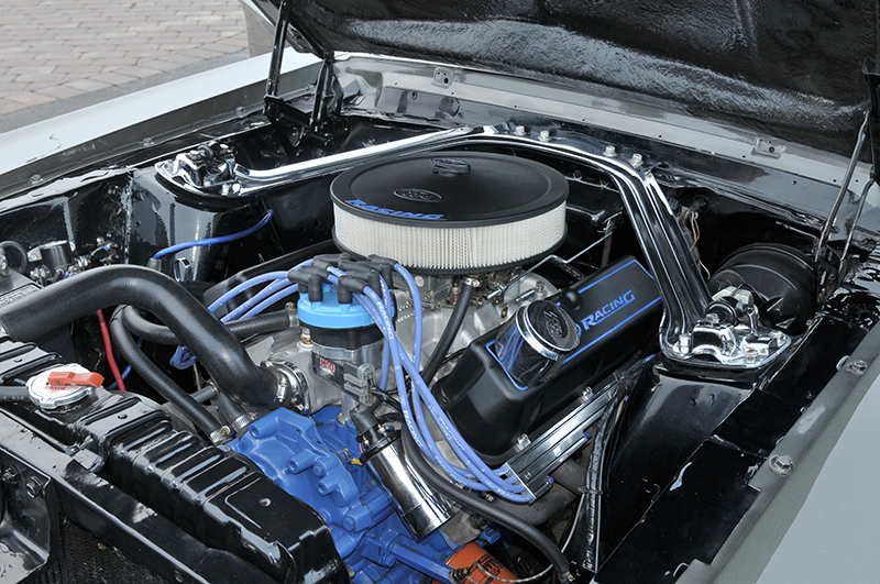 1967 FORD MUSTANG CUSTOM FASTBACK - Engine - 177255