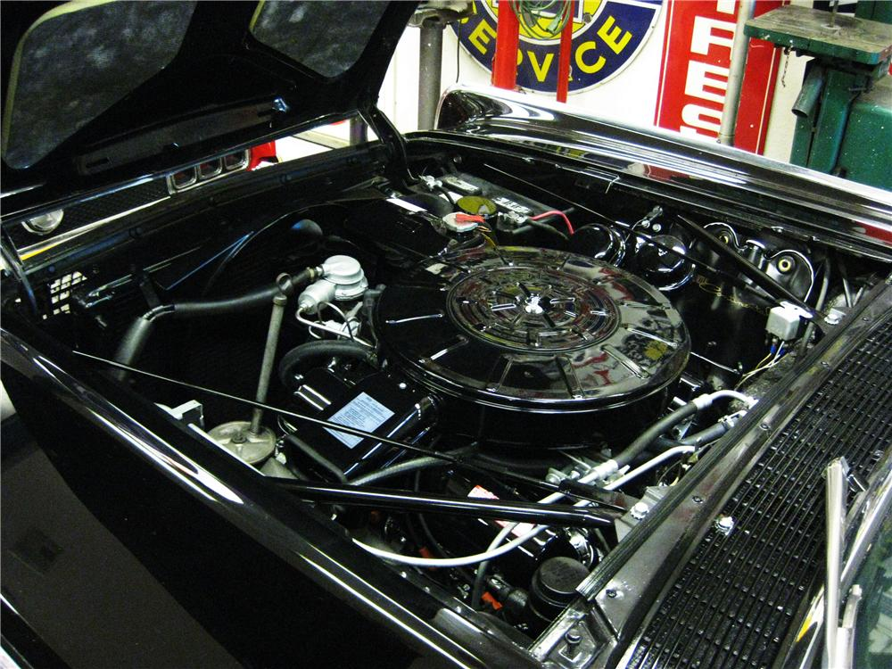 1963 LINCOLN CONTINENTAL CONVERTIBLE - Engine - 177279