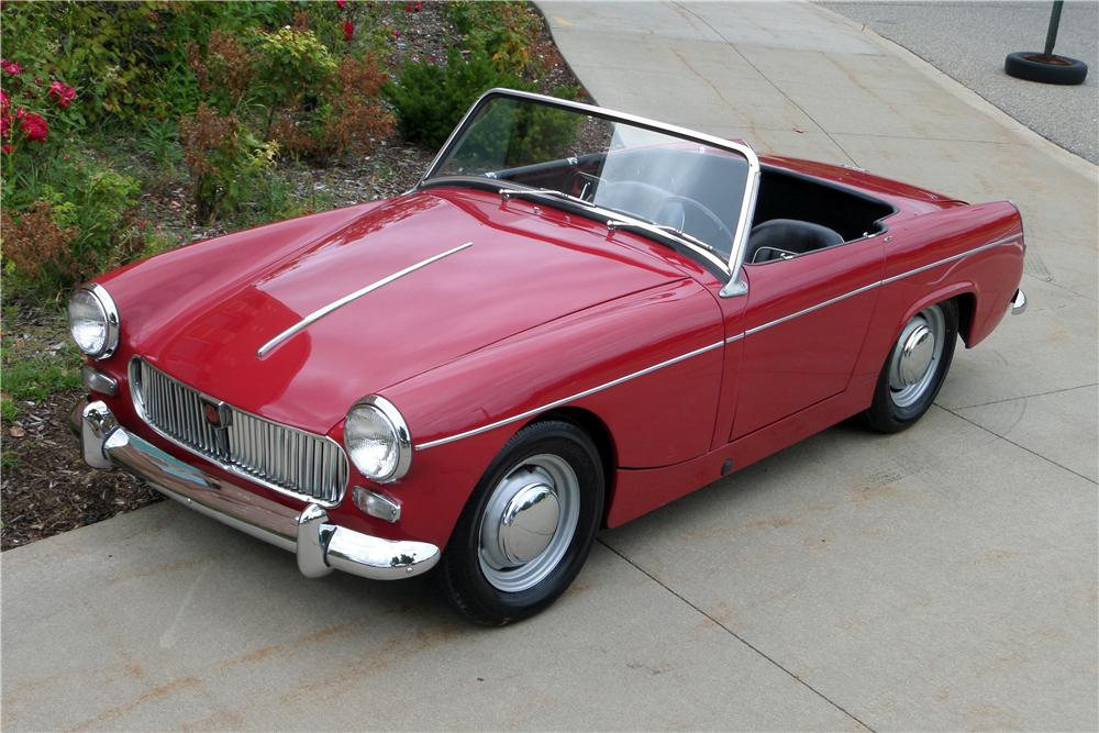 1963 MG MIDGET CONVERTIBLE - 177290