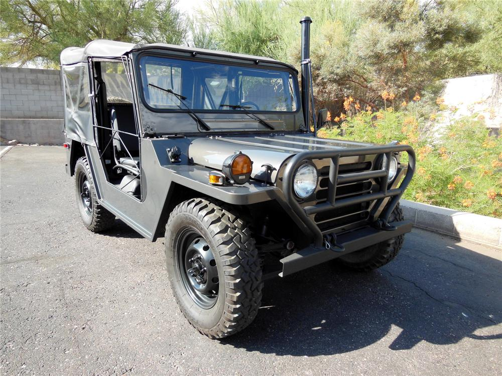 1959 JEEP M151 MUTT - Front 3/4 - 177293
