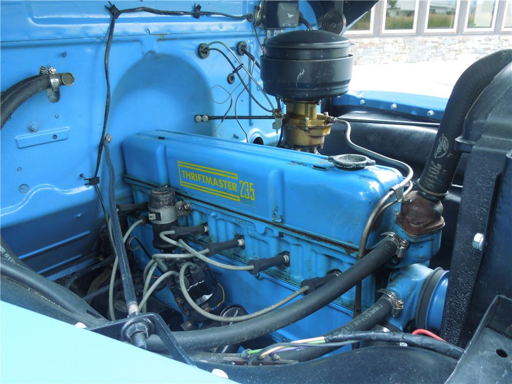 1954 CHEVROLET 3100 PICKUP - Engine - 177319