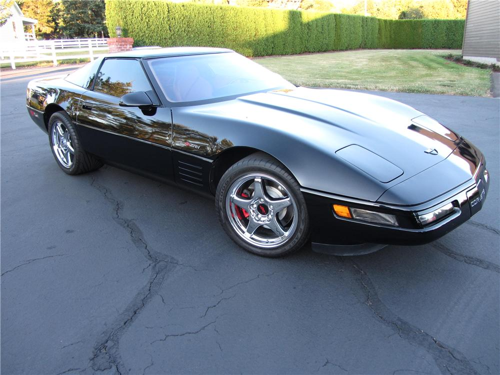 1994 CHEVROLET CORVETTE ZR1 2 DOOR COUPE - Front 3/4 - 177327