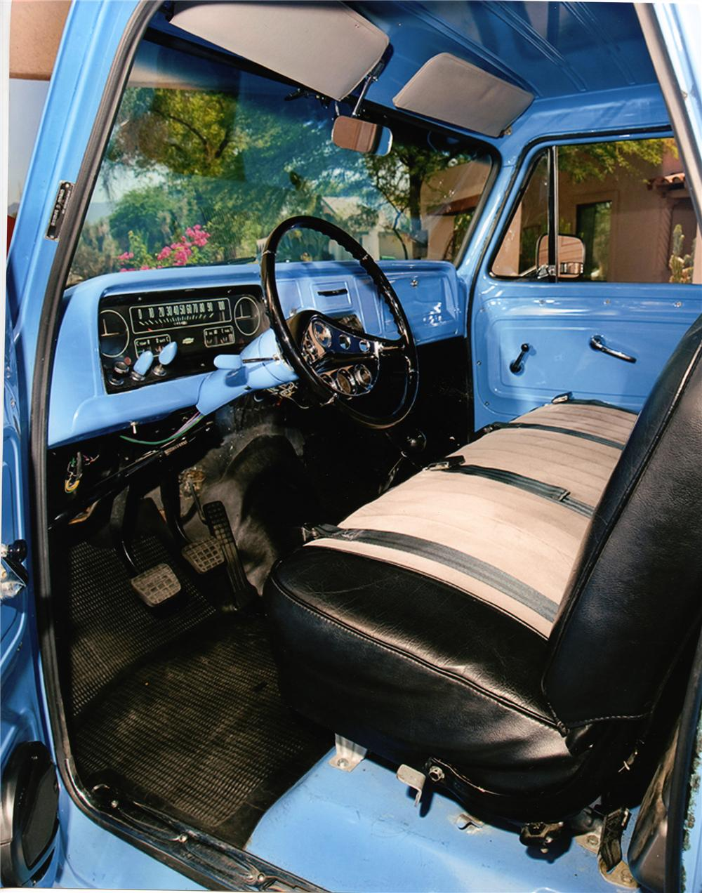 1964 CHEVROLET C-10 PICKUP - Engine - 177337