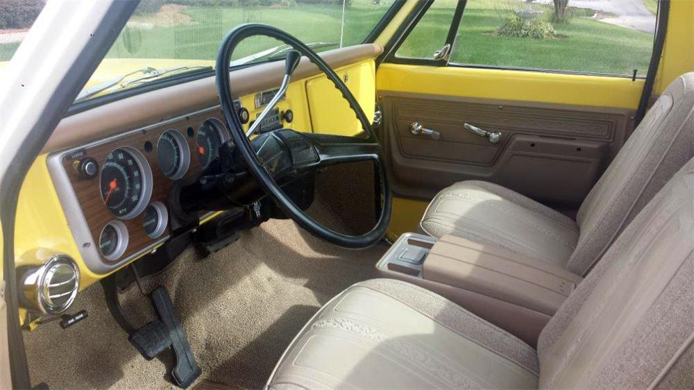 1970 GMC 1/2 TON PICKUP - 177341