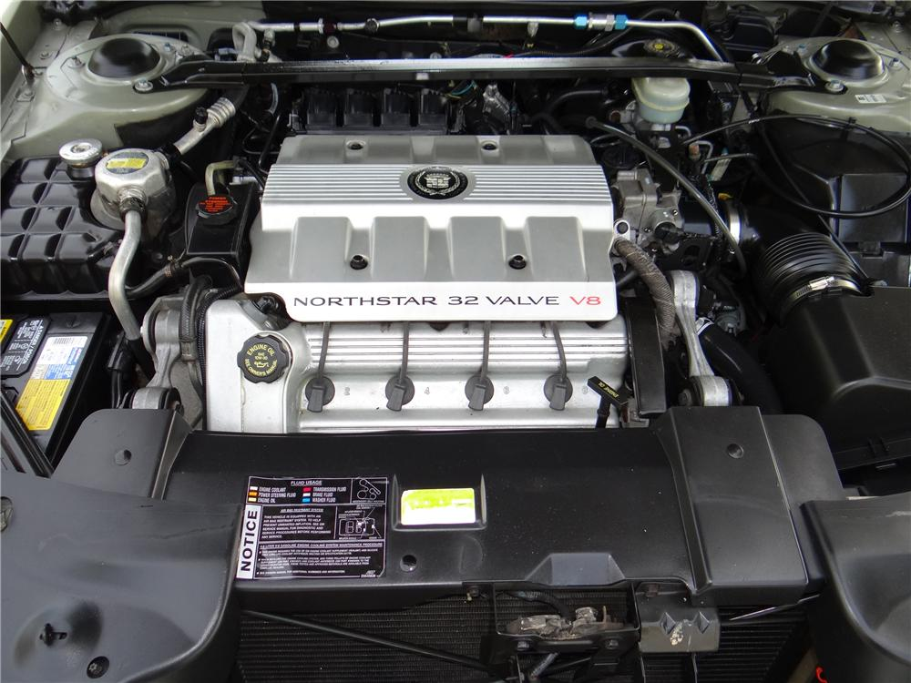 1997 CADILLAC ELDORADO CONVERTIBLE - Engine - 177359
