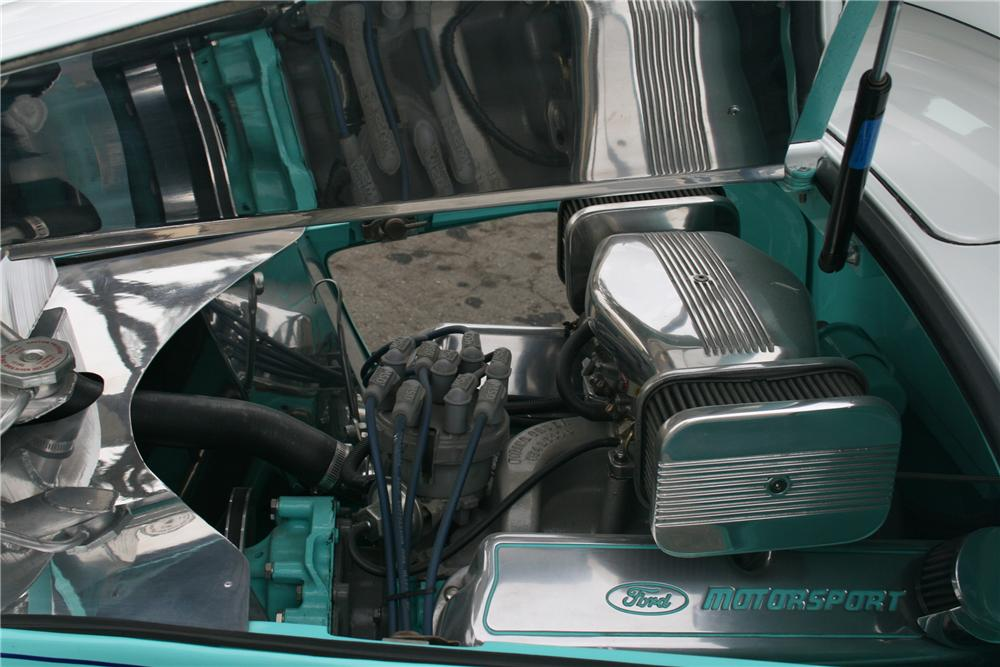 1933 FORD CUSTOM PICKUP - Engine - 177365