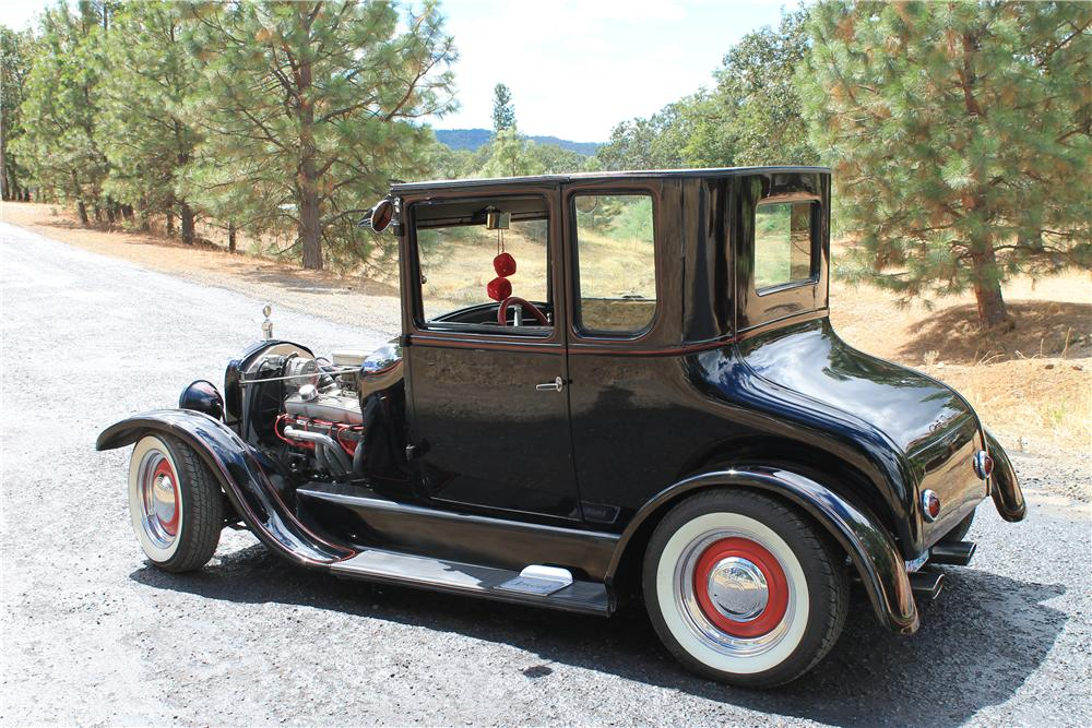 1927 Ford Model T 2 Door Coupe 177374