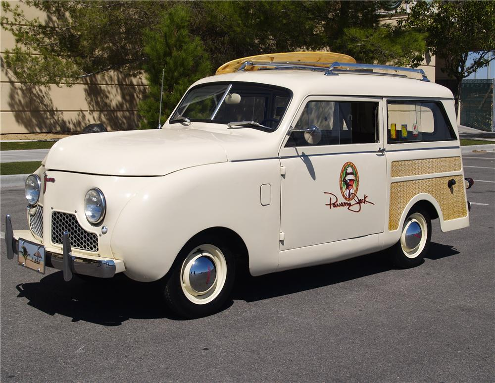 1948 Crosley 2 Door Station Wagon 177388
