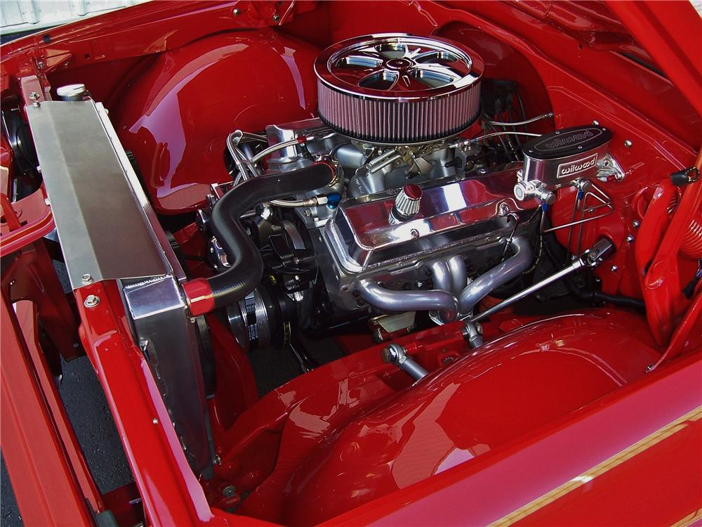 1967 CHEVROLET C-10 CUSTOM PICKUP - Engine - 177394