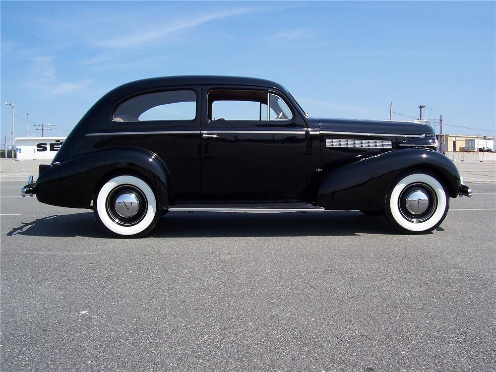 1937 buick special slantback 2 door sedan 177416
