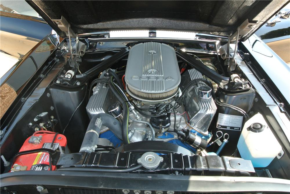 1967 FORD MUSTANG CUSTOM FASTBACK - Engine - 177448