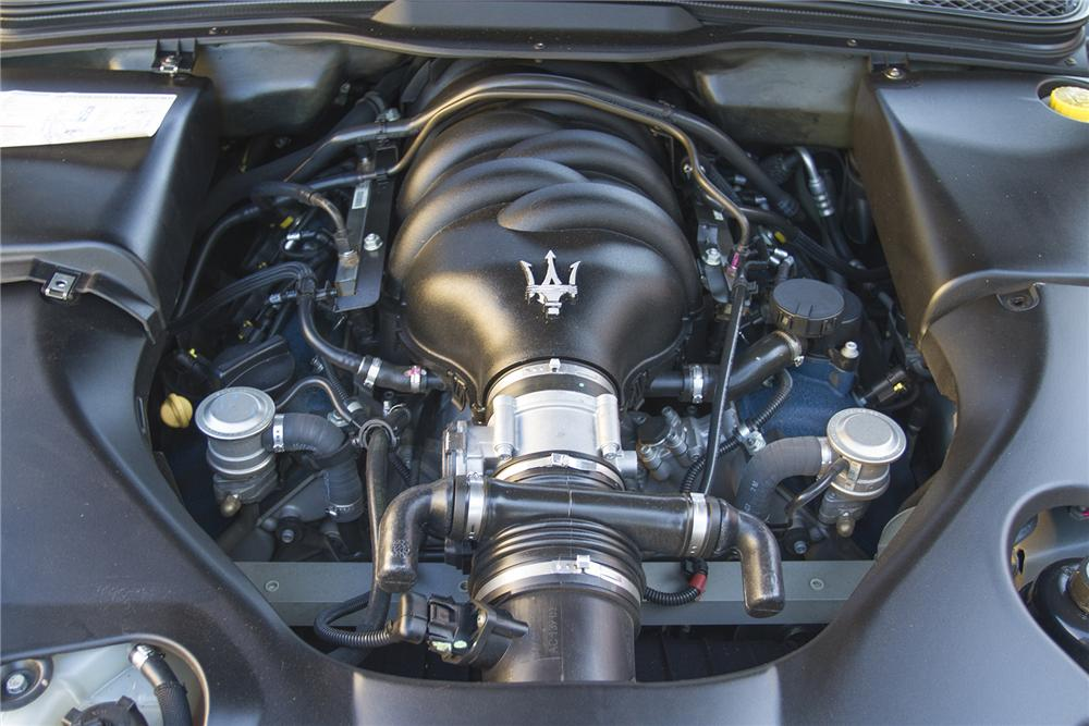 2008 MASERATI GRAND TURISMO 2 DOOR COUPE - Engine - 177469