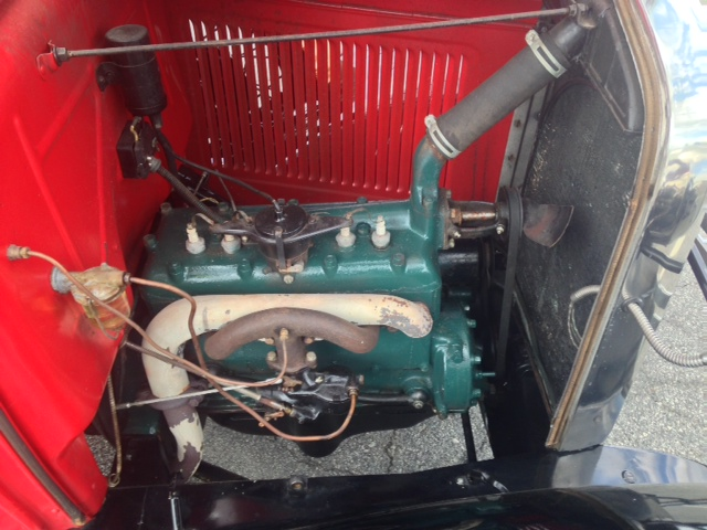 1930 FORD MODEL A PICKUP - Engine - 177471