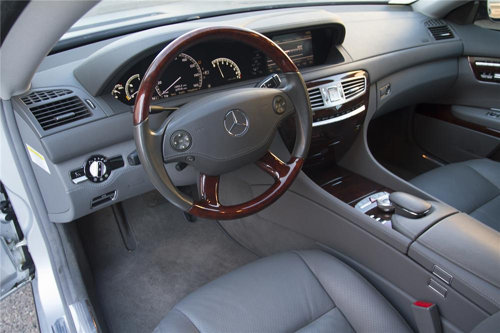 2008 MERCEDES-BENZ CL550 CUSTOM 2 DOOR COUPE - Interior - 177476