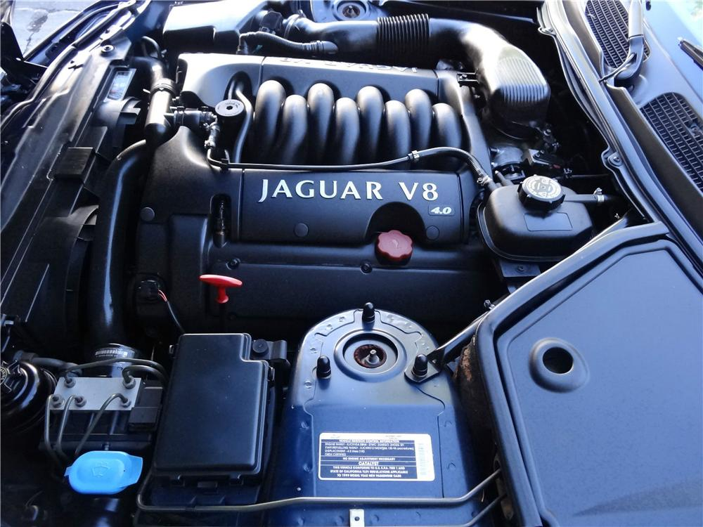 1999 JAGUAR XK8 CONVERTIBLE - Engine - 177490