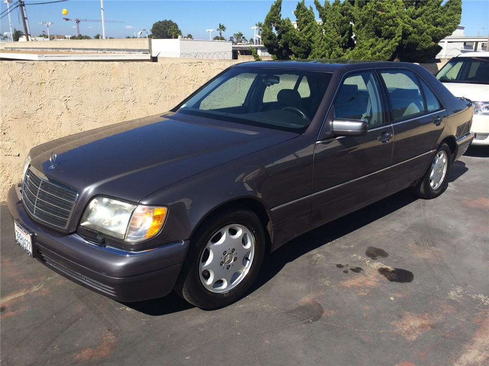 1996 mercedes benz s500 4 door sedan 177516 for Mercedes benz 4 door