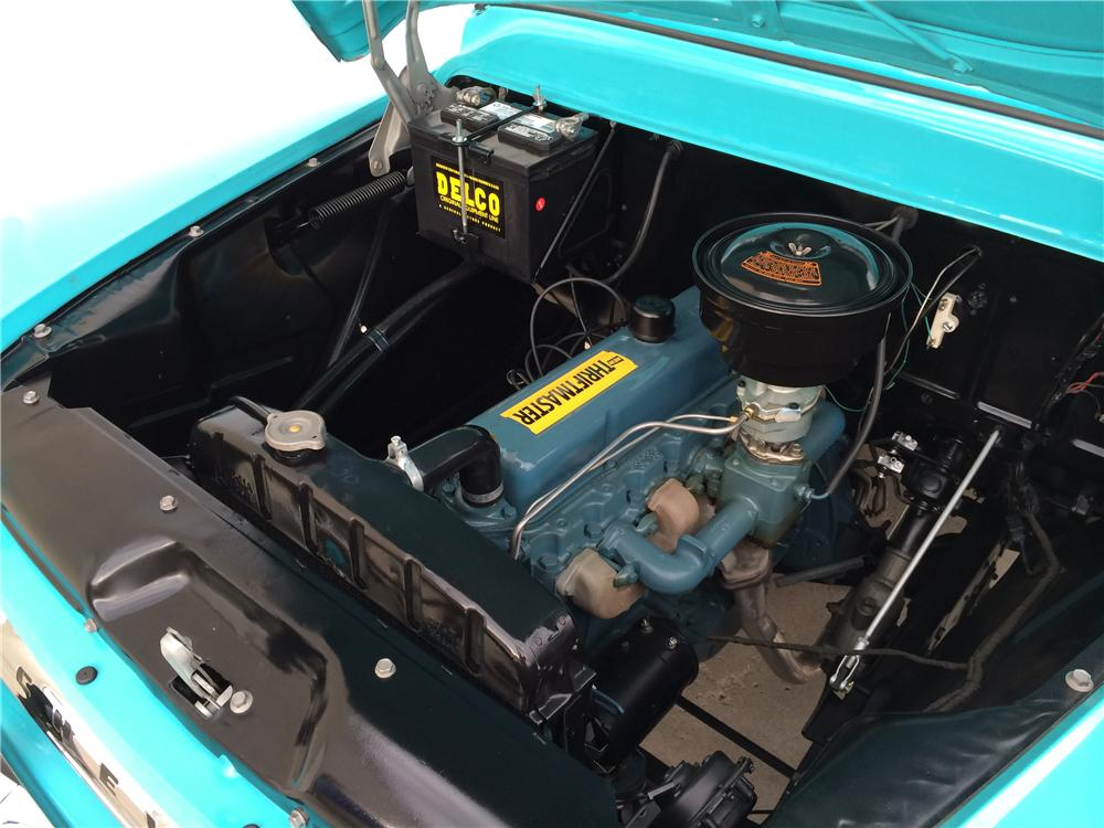 1959 CHEVROLET 3100 PICKUP - Engine - 177533