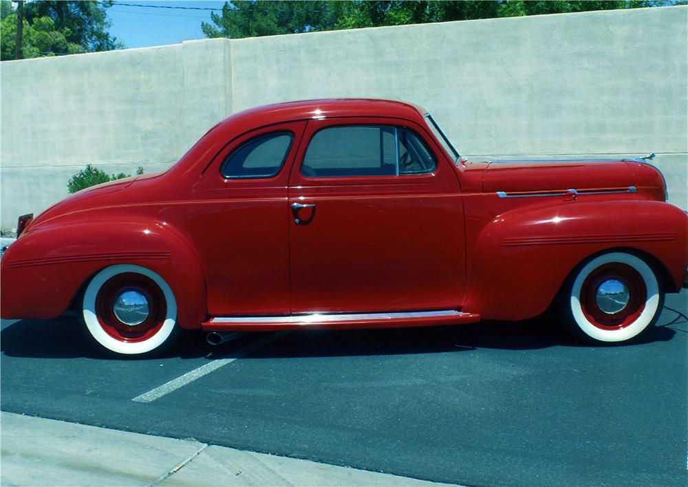 1940 dodge custom 2 door coupe 177544