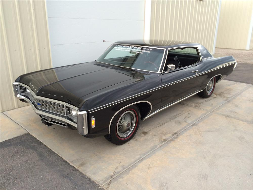 1969 chevrolet caprice 2 door hardtop 177553. Black Bedroom Furniture Sets. Home Design Ideas