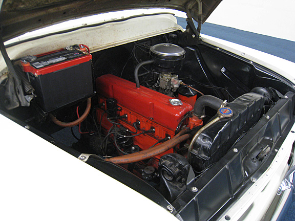 1955 CHEVROLET CAMEO PICKUP - Engine - 177637