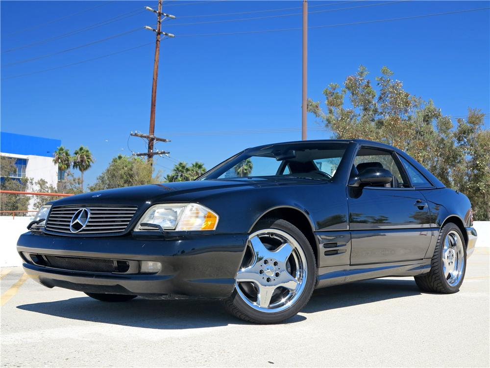 2001 mercedes benz sl500 convertible 177638 for Mercedes benz sl convertible