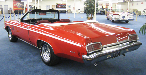 1973 Oldsmobile Delta 88 Royale Custom Convertible 177640