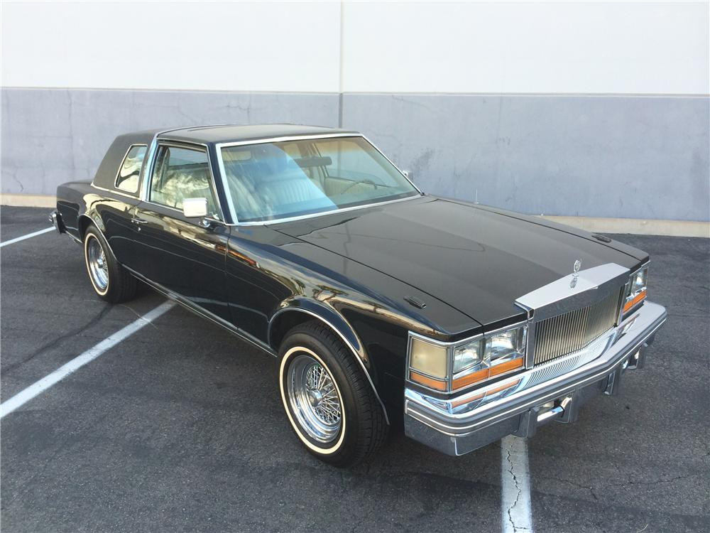 ... 1977 CADILLAC SEVILLE CUSTOM 2 DOOR COUPE - Front 3/4 - 177674 ... & 1977 CADILLAC SEVILLE CUSTOM 2 DOOR COUPE177674