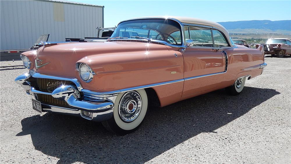 1956 cadillac 2 door coupe 177678 for 1956 cadillac 4 door sedan