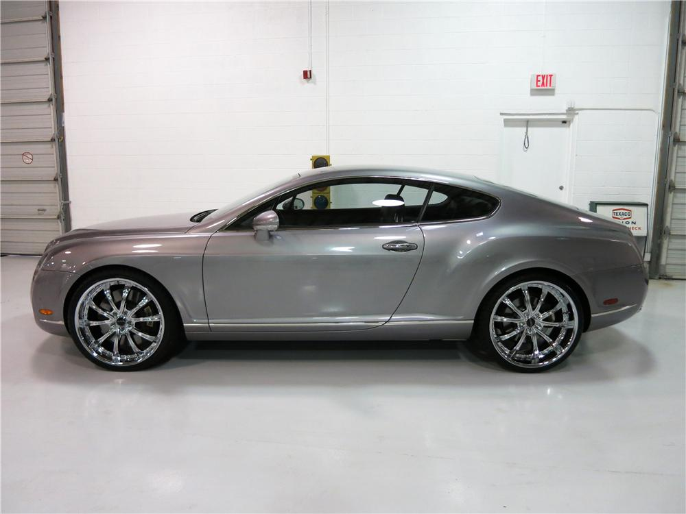 2005 Bentley Continental Gt 2 Door Coupe 177893