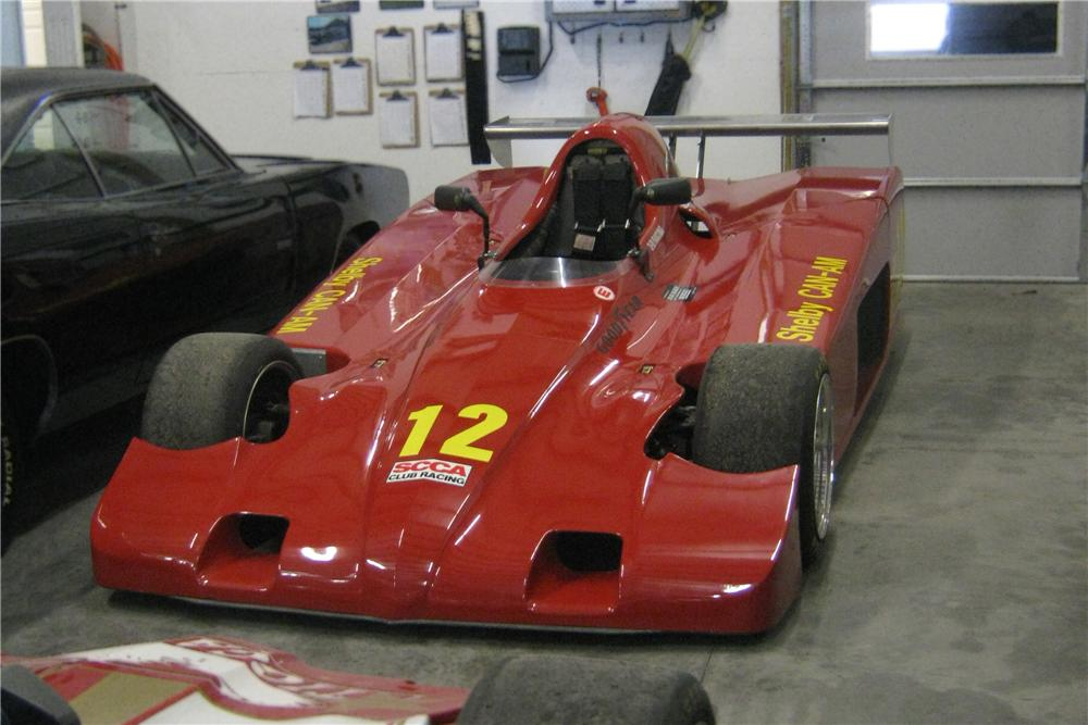 1990 Shelby Can Am Race Car