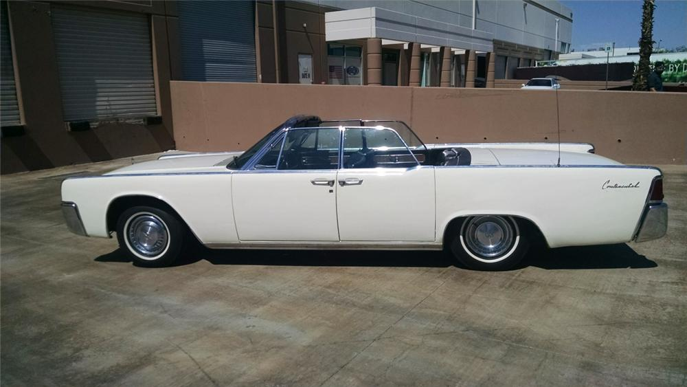 1961 lincoln continental convertible 178097. Black Bedroom Furniture Sets. Home Design Ideas
