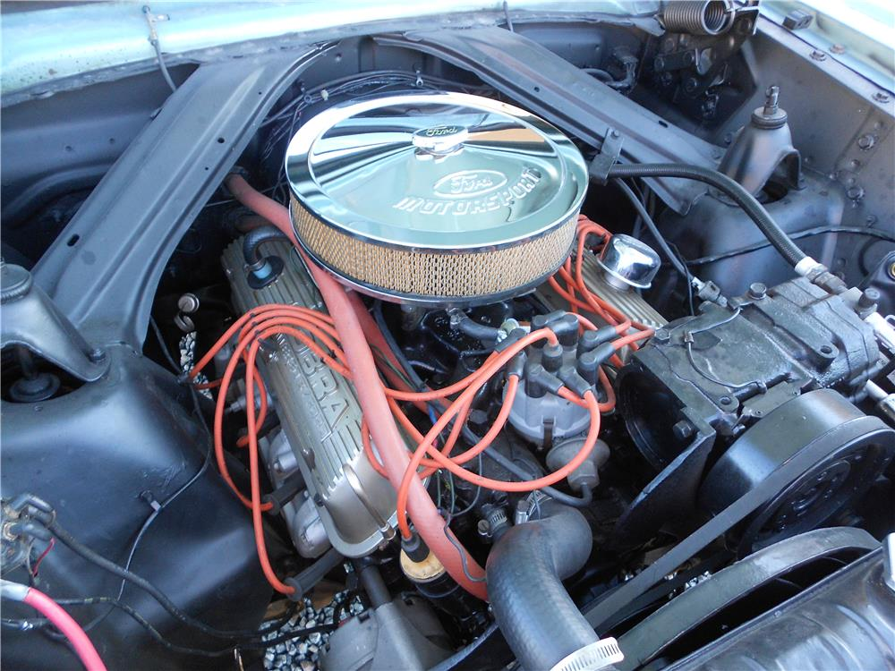 1965 FORD FALCON - Engine - 178460