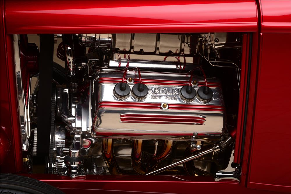 custom showcar engines