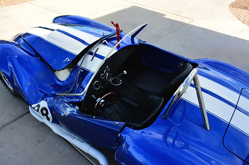 1965 SHELBY COBRA RE-CREATION ROLLING CHASSIS - Engine - 178492