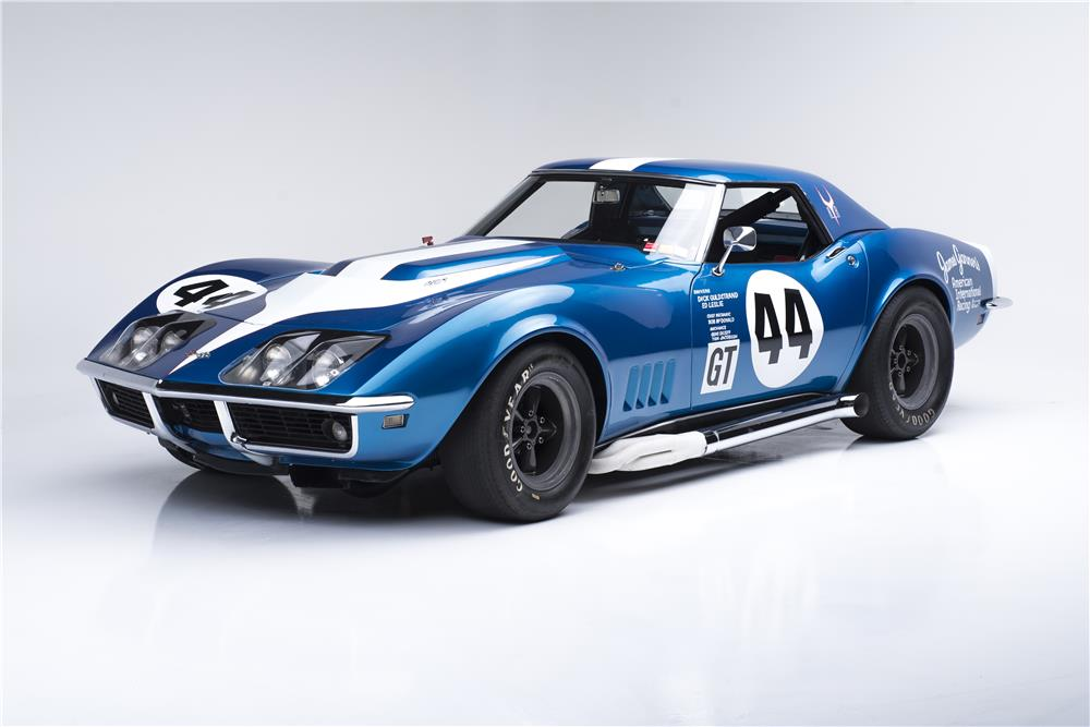 1968 CHEVROLET CORVETTE L88 RACE CAR CONVERTIBLE178494