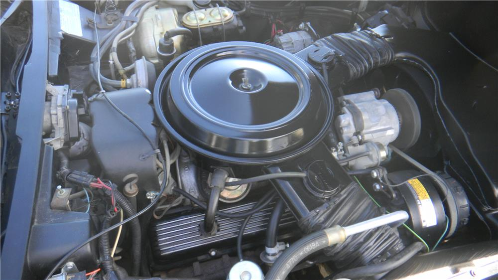 1978 CHEVROLET CORVETTE - Engine - 178495