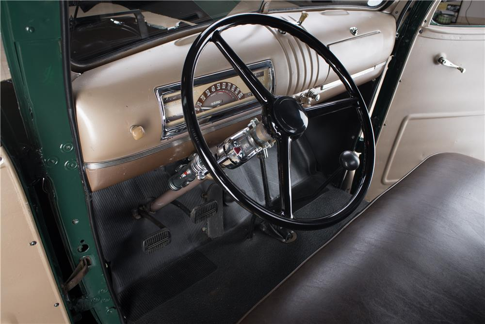 1946 CHEVROLET 3100 PICKUP - Interior - 178536