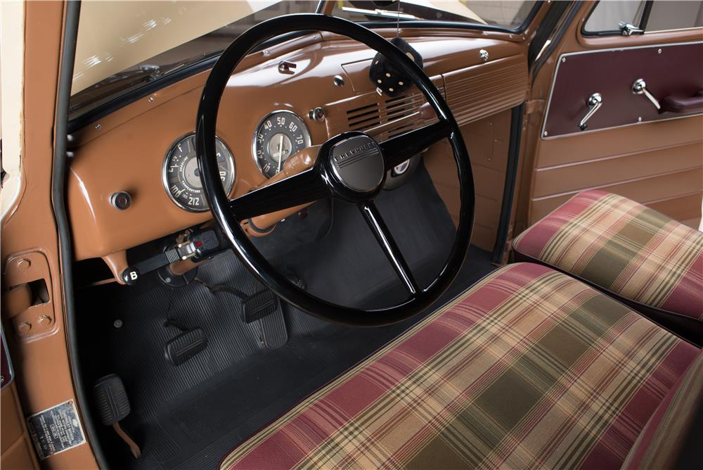 1953 suburban chevrolet carryall interior barrett jackson classic pratte outliers ron preview auto cars