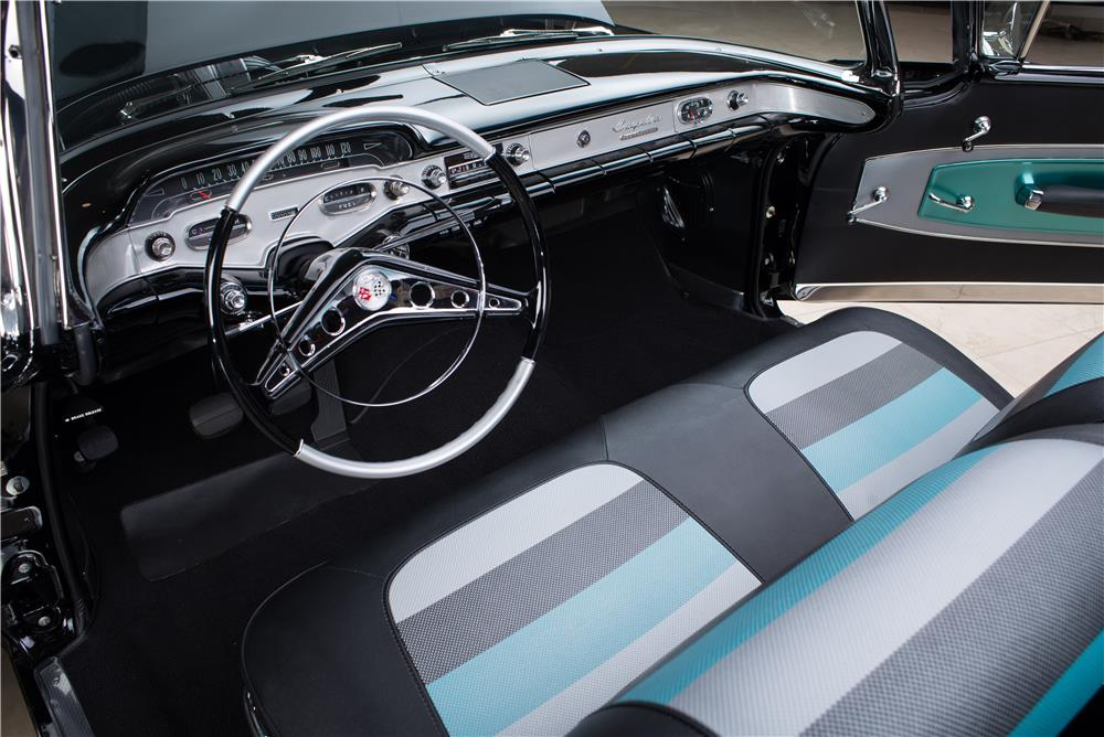 Low Price Cars >> 1958 CHEVROLET IMPALA CONVERTIBLE - 178545