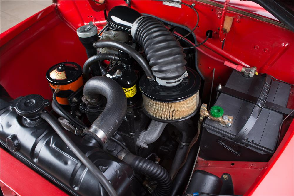 1951 CROSLEY HOOK AND LADDER FIRETRUCK - Engine - 178554