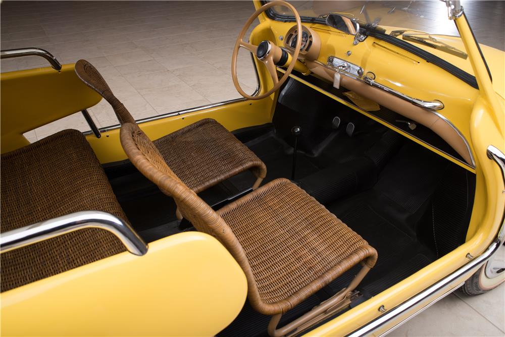 1959 FIAT JOLLY  - Interior - 178556