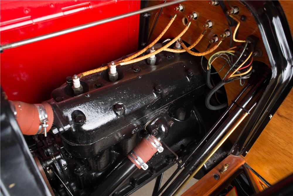 1915 FORD MODEL T CIRCUS WAGON - Engine - 178579