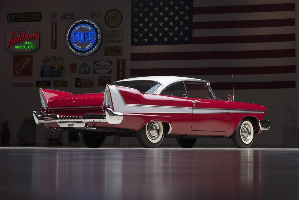 "1958 PLYMOUTH FURY ""CHRISTINE"" - Rear 3/4 - 178583"
