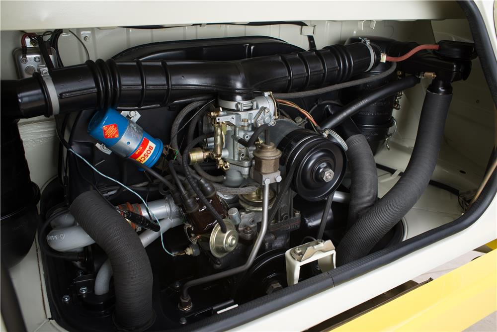 1974 VOLKSWAGEN THING  - Engine - 178590